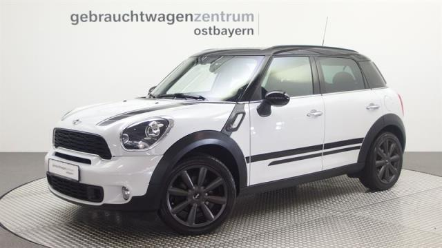 MINI Mini Cooper SD Countryman All4